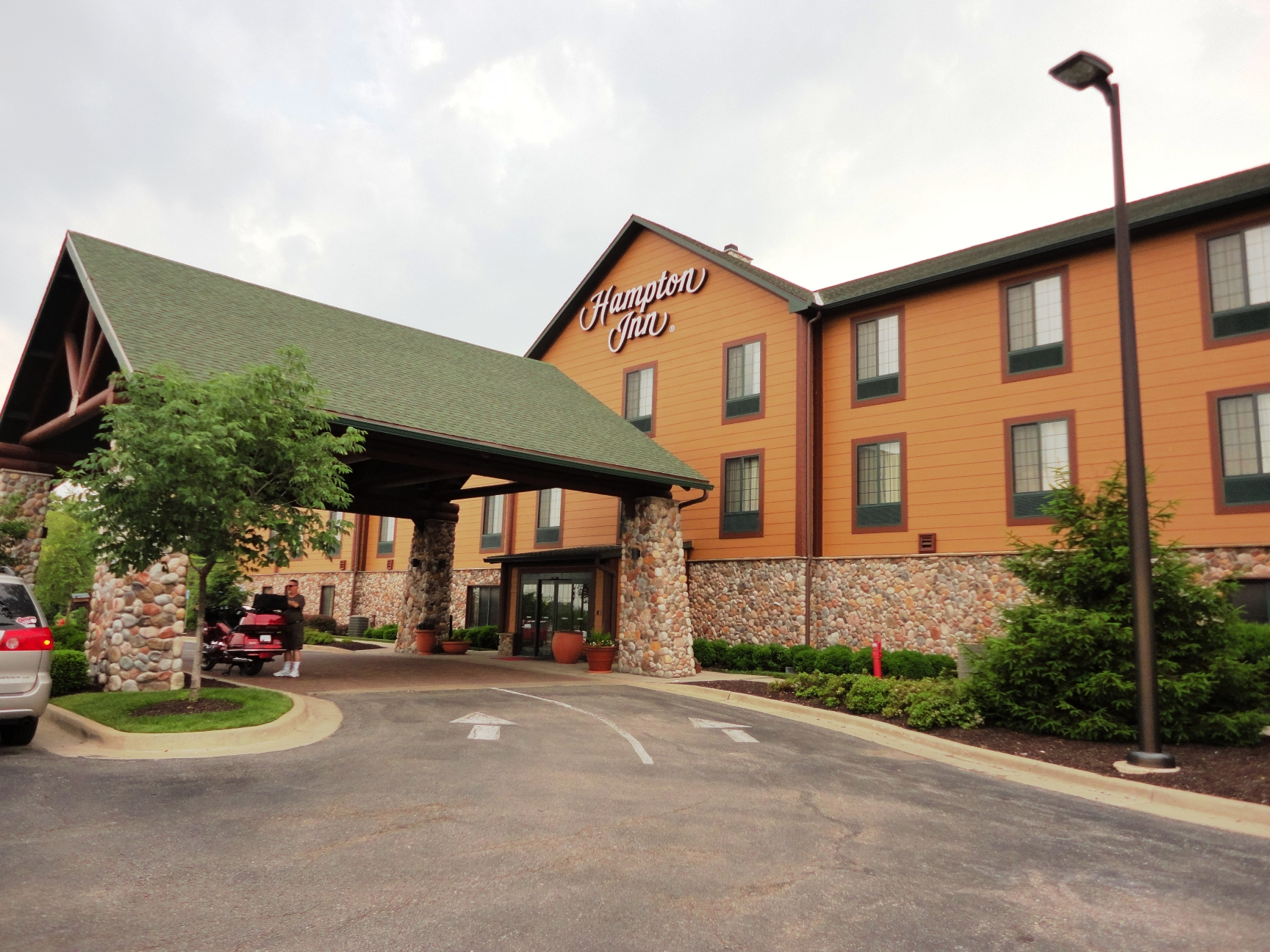 Steve and Paige\'s Motel Reviews